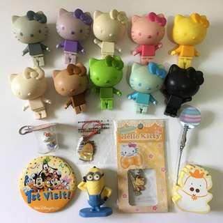 (滿$15包郵) 玩具雜物