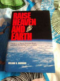 raise heaven and earth - hardcover