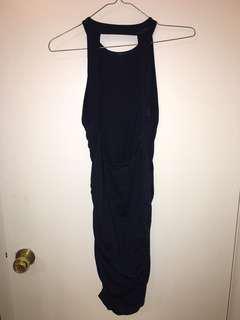 Kookai Dress Navy 1