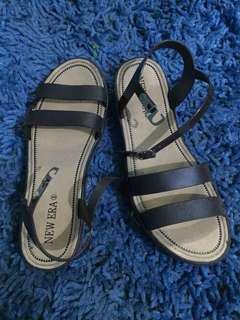 Sepatu sendal sandal new era jelly shoes