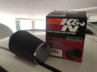 "K&N Pod Filter 3"""