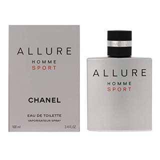 Chanel Allure Homme Sport EDT for Men