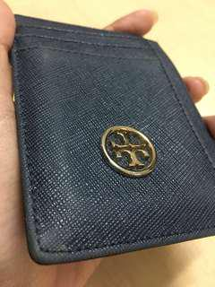 Card Holder Tory Burch Original Navy