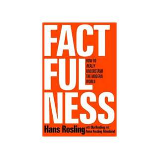 (PO) Factfulness : Ten Reasons We're Wrong About The World - And Why Things Are Better Than You Think By Hans Rosling (Hardback)