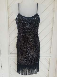 F21 Sequin Sexy Dress