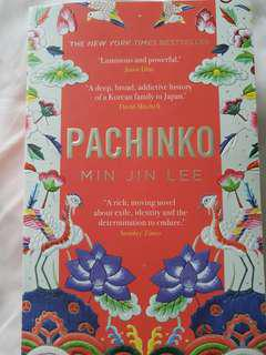 Pachinko (by Min Jin Lee)