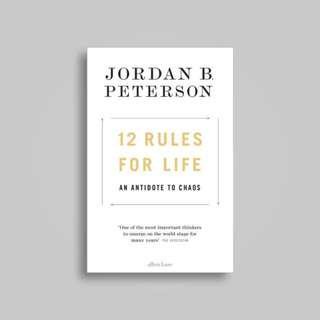 (PO) 12 Rules for Life : An Antidote to Chaos By Jordan B. Peterson (Paperback)