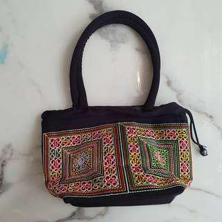 Small ladies tote handbag