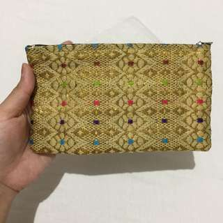 Dompet kain motif 1