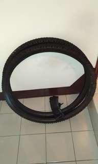 Kenda Tire 26x1.95 w/ inner tube