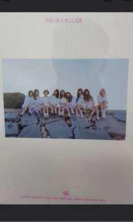 Twice 1st Photobook