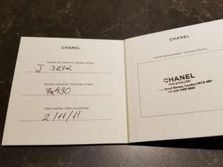 Chanel Fine Jewellery Camelia Flower Design