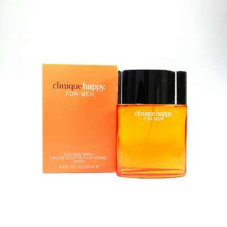 Clinique Happy Perfume for Men Dubai Tester