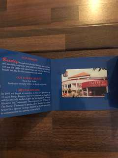 Bartley Secondary Phonecard