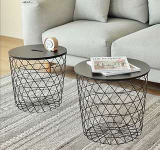 Storage Basket/ Coffee table