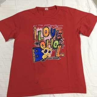 I Love Bohol T-Shirt