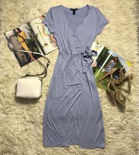 F21 Overlap Dress