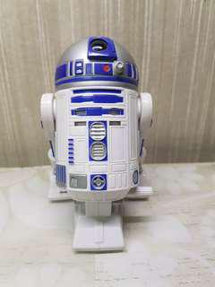 Star Wars R2D2 Wind up toy with sound