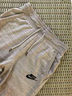 Nike💯% Authentic grey knitted joggers for SGD$55 (size S)