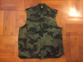 RRL Ralph Lauren Camo Vest 迷彩背心