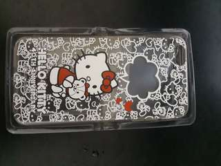 PreLoved Iphone6splus/6plus Case Transparent (HelloKitty)