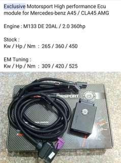 AMG 45 running box
