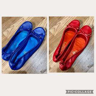 Bundle Ballet Flat Shoes