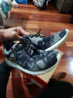 Nike Roshe One Print (Black Camo)