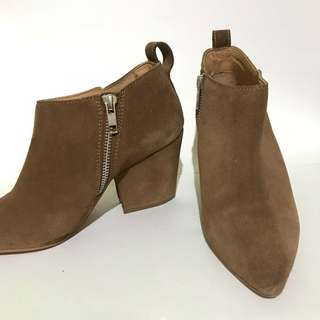 H&M Suede Boots AUTHENTIC