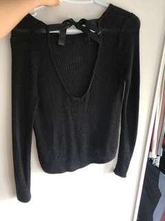 PRICE DROP XS H & M sweater barely worn