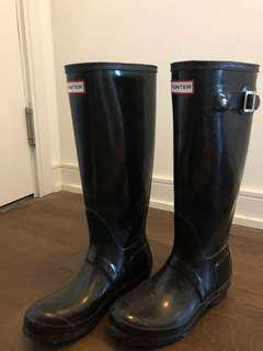 Hunter boots in AMAZING condition