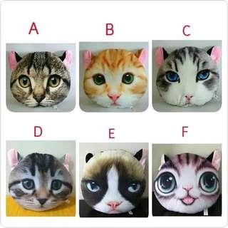 Bantal kucing/bantal