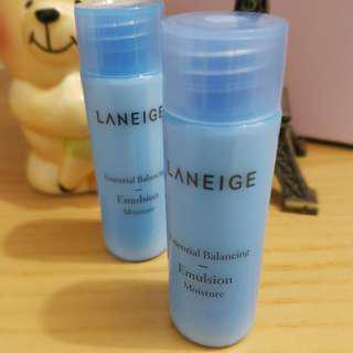 Laneige Waterbank Emulsion