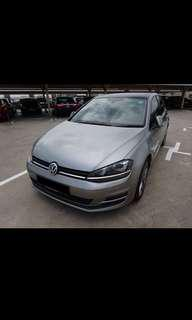 Volkswagen Golf A7 1.4 TSI Year 2015