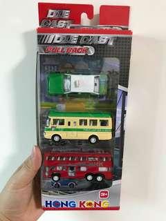 Hong Kong 香港 的士 小巴 巴士車仔