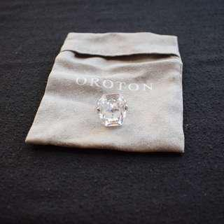Oroton statement cocktail ring - size 7 - BRAND NEW