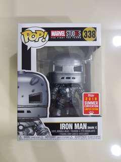Funko pop iron man mark 1