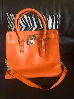 Michael kors Hamilton (orange)