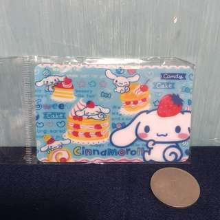 布甸狗咭貼 Pom Pom Purin card sticker