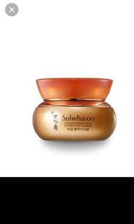 Sulwhasoo Concentrated Ginseng Renewing Cream EX 滋陰生人參面霜 60ml Lok