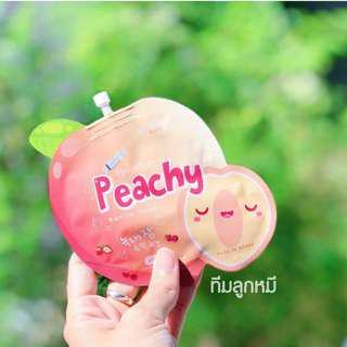 Peachy White Serum