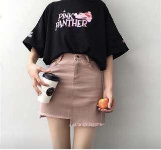 Irregular skirt (NEW)