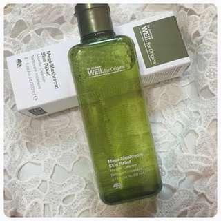 靈芝菇菌抗逆健膚潔面水 (Mega-Mushroom Skin Relief Micellar Cleanser)  skin