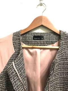 TOKITO blush coat