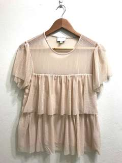 Witchery lace top size 6-10