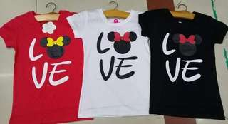 Minnie Mouse T-shirt Pre-Order