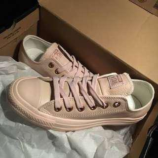 BNWB Converse Nude UK Exclusive Holiday Collection