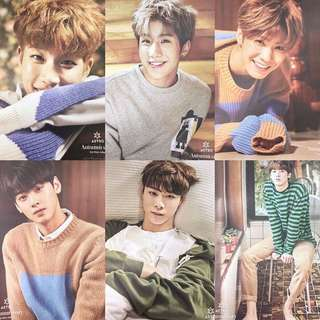 [WTS] ASTRO - Autumn Story Individual Posters