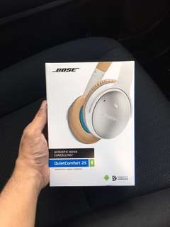 Bose Acoustic Noise Cancelling QC25