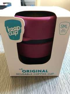 Keep Coffee Cup 8oz SML 防漏咖啡杯 8oz